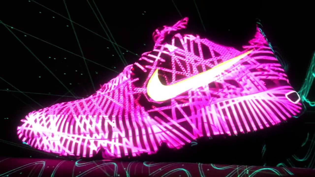 mapping nike