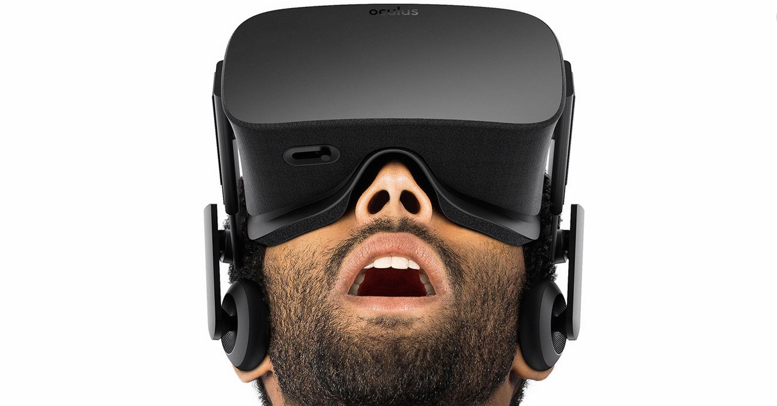 Oculus Rift tecnología